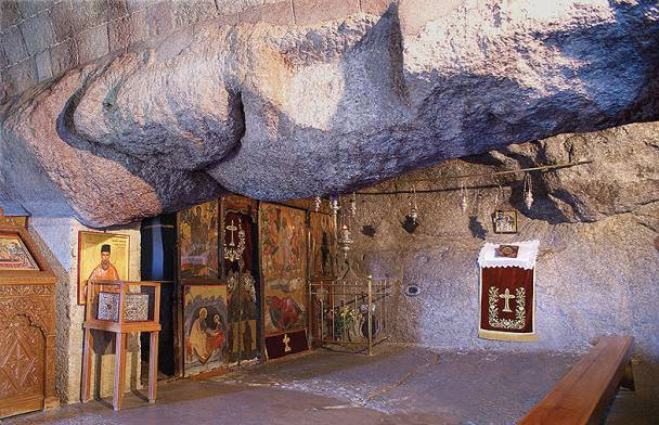 Holy Cave of the Apocalypse