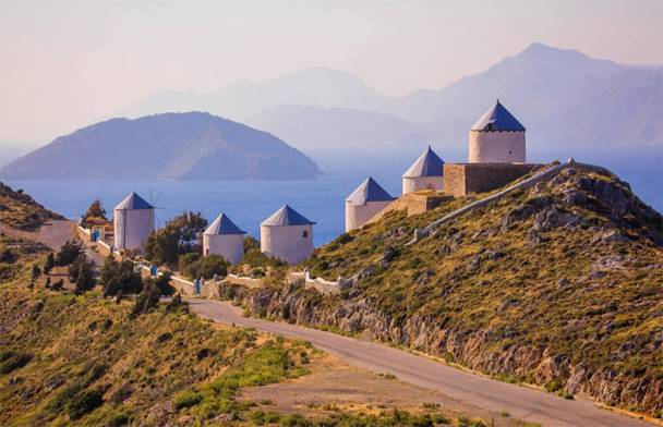 Windmills - Platanos