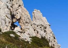 Η σπηλιά της Άσπρης Πέτρας