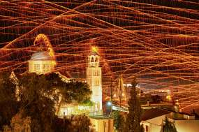 Easter in Greece. A true spectacle!