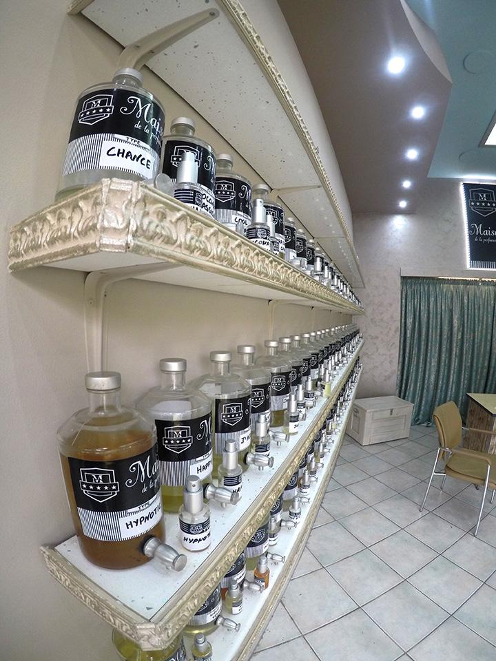 Maison de la perfumerie - Enoria Christou, Kalymnos