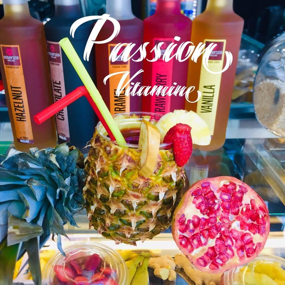 Passion Vitamine